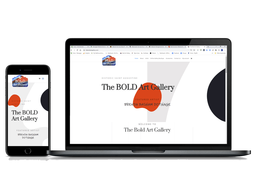 The Bold Art Gallery